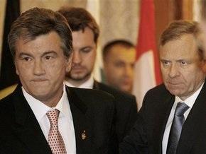 Схеффер: Украина не готова к вступлению в НАТО