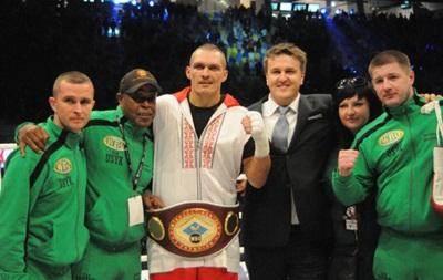 Александр Усик поднялся на седьмое место в рейтинге WBO