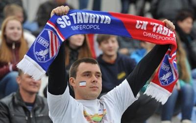 Джерело: Кримські футбольні клуби не гратимуть ні в Росії, ані в Україні