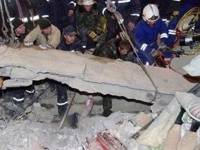 Тимошенко уже нашла дом, где будут жить пострадавшие от взрыва