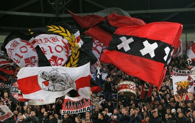У Парижі перед матчем Ліги чемпіонів поліція затримала 95 фанатів Аякса
