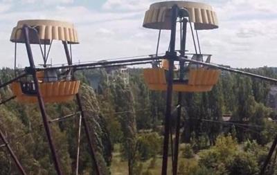 Режиссер снял фильм о Чернобыле с беспилотника