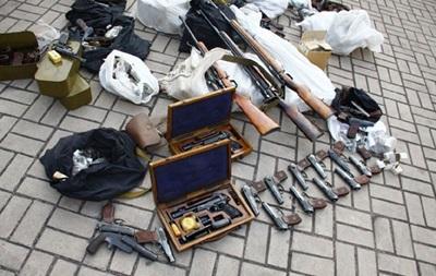 За вывоз оружия из зоны АТО будут сажать