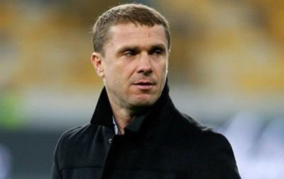 Ребров розповів про плани Динамо на зимове трансферне вікно