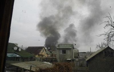 В Донецке под обстрел попал Куйбышевский район