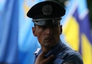 В день выборов охранять порядок в Киеве будут 4,5 тысячи милиционеров