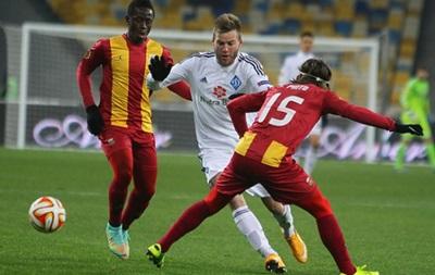 Динамо обыгрывает Риу Аве и гарантирует себе выход в плей-офф Лиги Европы