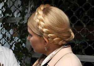 Европарламент рассмотрит ситуацию вокруг дел против Тимошенко