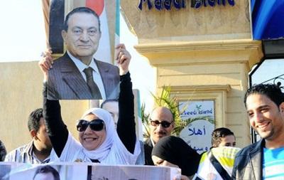 З Мубарака зняли звинувачення в організації убивств