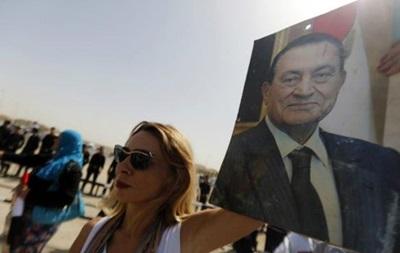 C Хосни Мубарака сняты обвинения в организации убийств