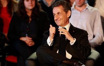 Саркозі став лідером провідної опозиційної партії Франції