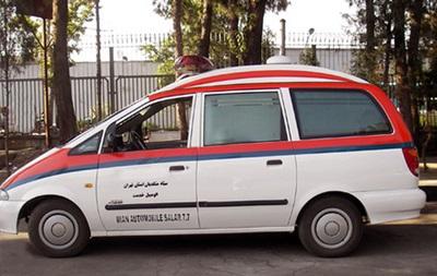 В Иране в лицо директора больницы плеснули кислотой