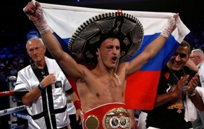 Потенційний суперник Ломаченка з Росії відстояв свій тилул