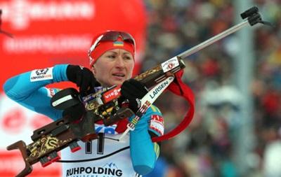 Біатлон: Україна фінішувала четвертою у першій гонці нового сезону