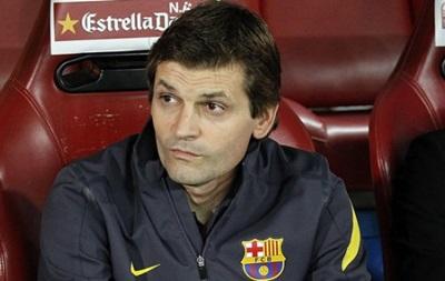 Именем экс-тренера Барселоны назовут премию лучшему европейскому тренеру