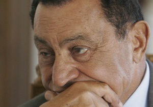 Мубарака будут судить в Шарм-эш-Шейхе