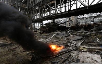 Атаки на аеропорт Донецька і снайпери в Дебальцевому. Карта АТО за 3 грудня