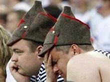 Российские болельщики в Инсбруке вели себя спокойно