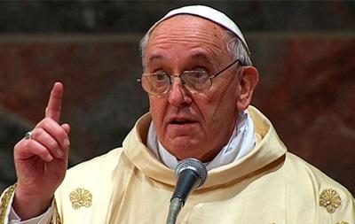 Папа Римський звільнив командувача швейцарських гвардійців Ватикану