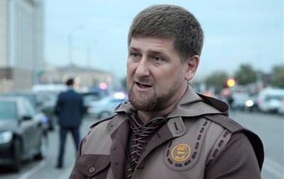 Кадиров пообіцяв завершити контртерористичну операцію в Грозному до ранку