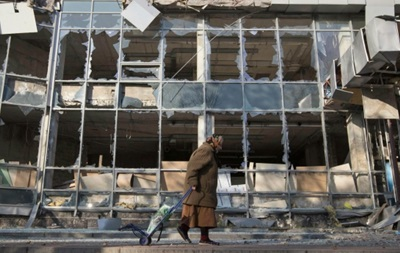 Мэрия Донецка вновь сообщает о погибших при обстрелах города