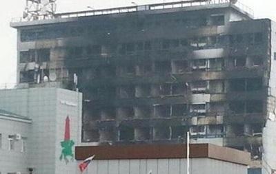 У Росії заявили про ліквідацію всіх бойовиків у Будинку друку Грозного