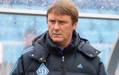 Офіційно: Екс-гравець київського Динамо очолив збірну Білорусі