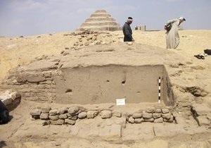 Археологи в Египте обнаружили утерянную древнюю гробницу