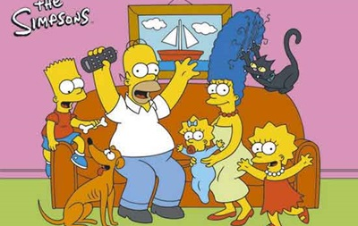 Австралиец сделал татуировки более 200 героев Симпсонов