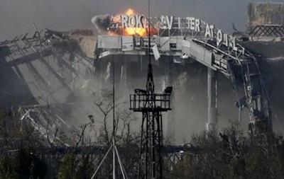 Обидва термінали аеропорту Донецька під контролем силовиків - РНБО