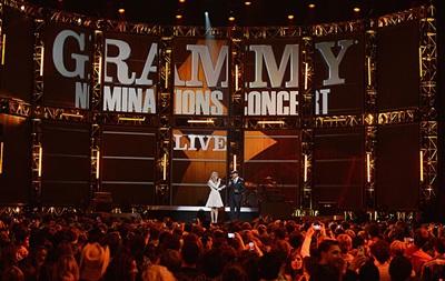 Названо номінантів на премію Grammy-2015