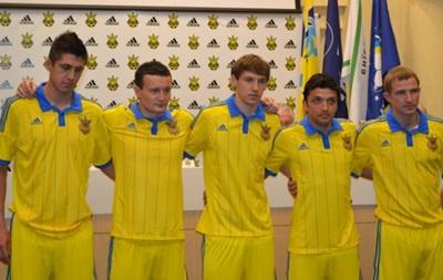 Сборная Украины попала в десятку лучших сборных Европы