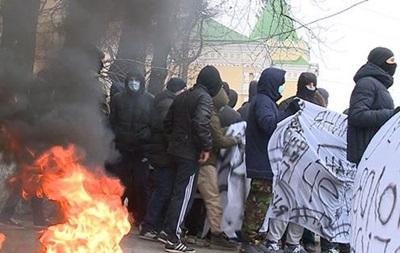 Винницкий губернатор обвинил протестующих в работе на Россию