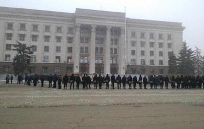 В Одессе антимайдановцы вышли на Куликовое поле