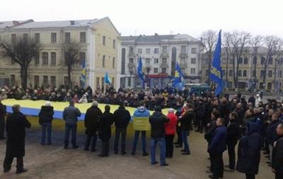 В Виннице выбрали  народного губернатора