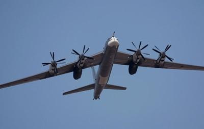Латвія заявила про групу російських військових літаків біля своїх кордонів