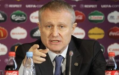 Григорій Суркіс: Професійного футболу у Криму поки не буде