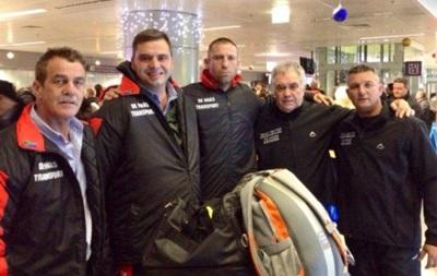 Дэни Вентер прибыл в Киев на бой с Усиком