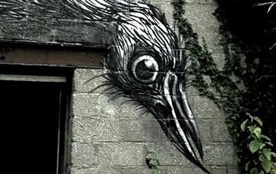 Город-призрак в Бельгии спасут граффити? - репортаж