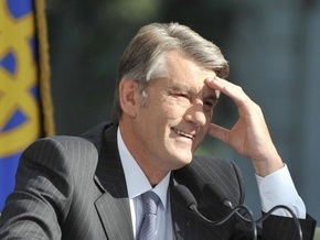 Ющенко доволен решением Рады по дате выборов