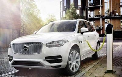 Volvo обіцяє суперекономний кросовер-гібрид