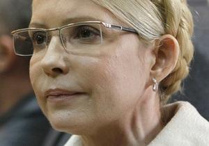 Тимошенко арестовали  на всю жизнь  - защита экс-премьера