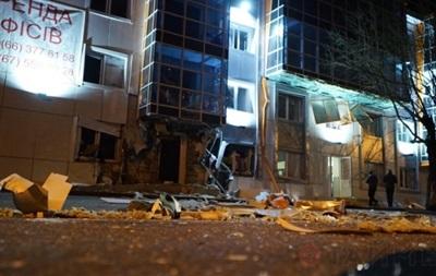 Міліція вважає вибух у волонтерському пункті Одеси терактом