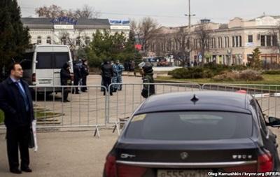 Татарам знову не дозволили провести вуличну акцію