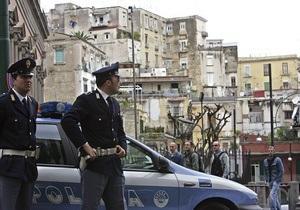 В порту Италии изъяли семь тонн взрывчатки