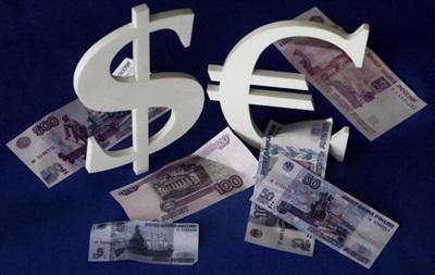 У Росії курс долара знову перевищив 55 рублів