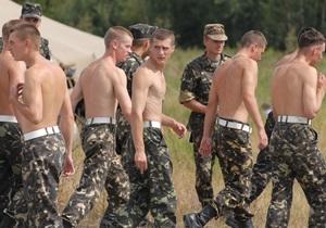 МВД: Солдата в Черновицкой области убили сослуживцы