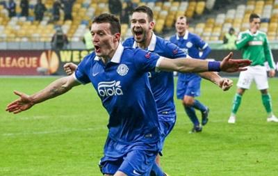 Федецький: На полі був справжній Дніпро