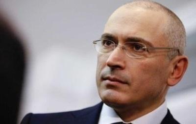 Ходорковський заявив, що готовий очолити перехідний уряд Росії