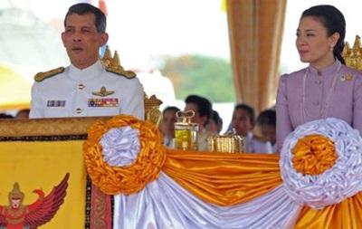 Супруга кронпринца Таиланда отказалась от титула
